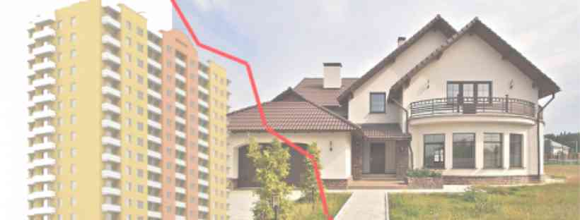 Що краще: будинок або квартира?