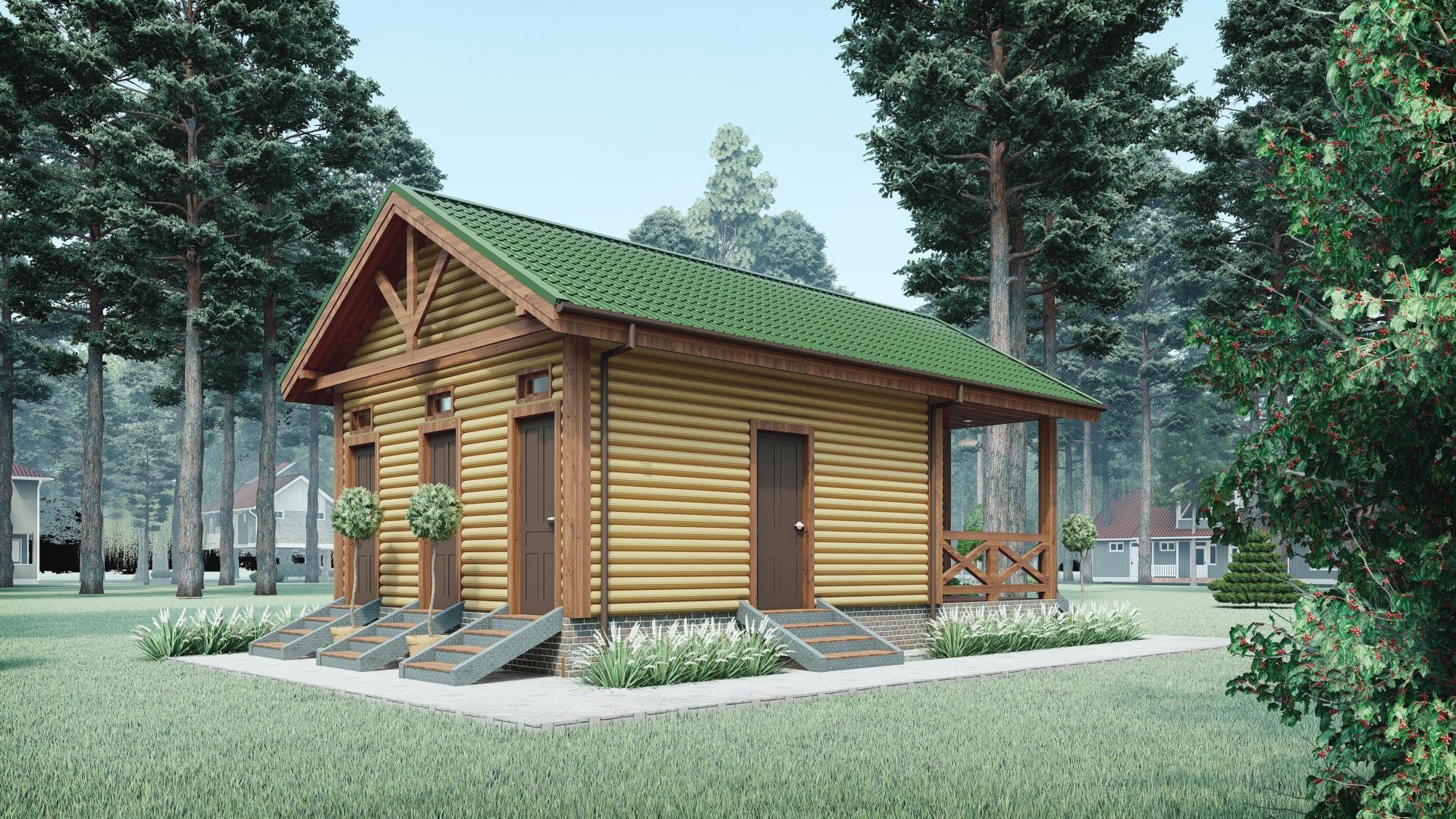 Строительство каркасного дома в Киеве